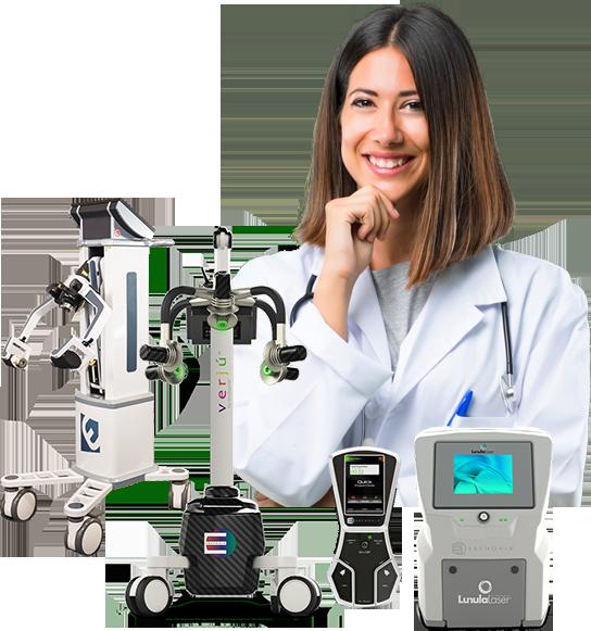 Orvosi Lézerek - Lézertechnológiás gyógyászati eszközök